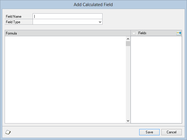 how to add a calculated field in access 2013