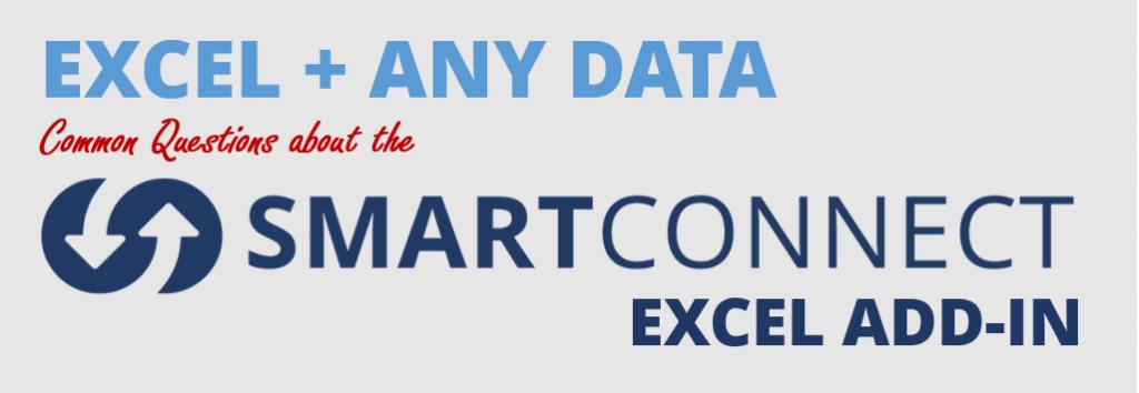 Excel plus any data SC Excel addin