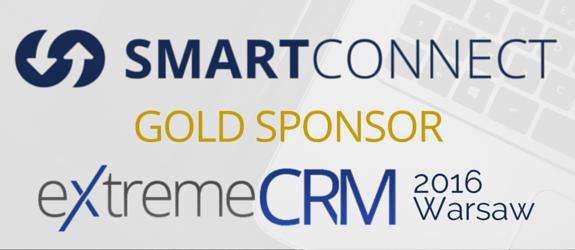 SmartConnect eXtremeCRM Gold Sponsor
