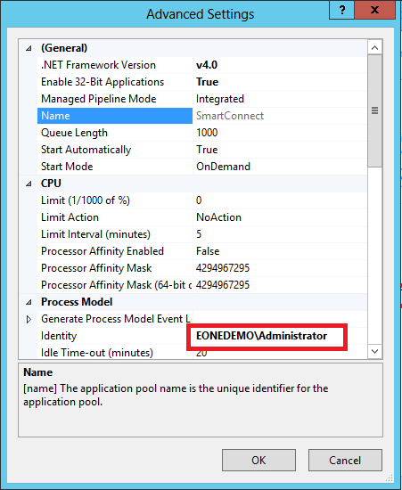 Tech Tuesday: Error 503 When You Browse the SmartConnect ASMX | eOne