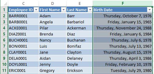 Date 3