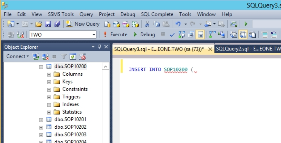 Tech Tuesday: Drag & Drop Table Columns Directly Into SQL Statements