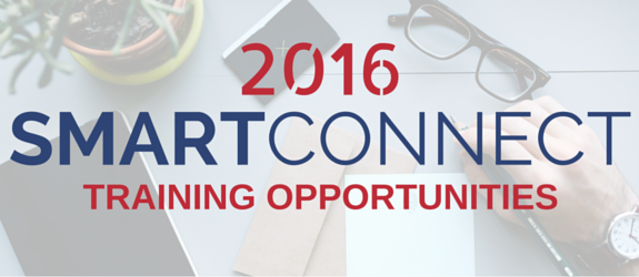 2016 SmartConnect Training Opportunities