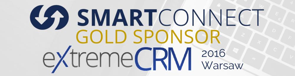 SmartConnect eXtremeCRM Gold Sponsor 1000 px