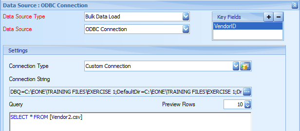 Troubleshooting ODBC Data Source Errors in SmartConnect | eOne Solutions