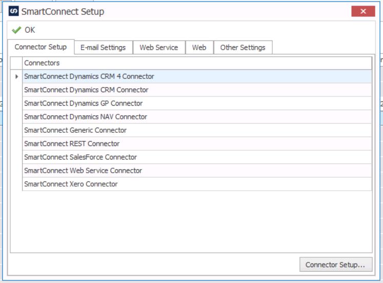 SmartConnect Setup