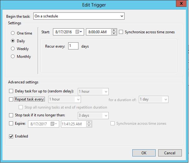 batch file start program