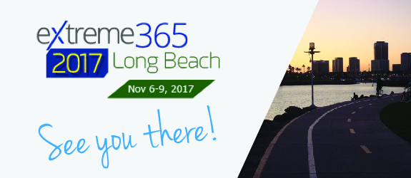 See you at eXtreme365