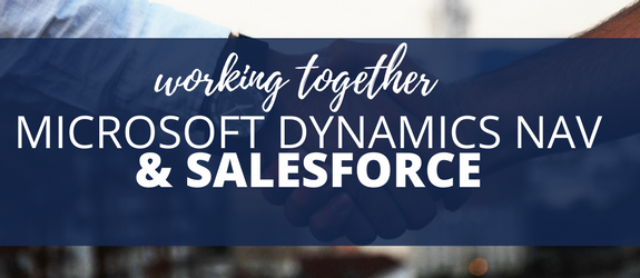 How to make Salesforce and Dynamics NAV work together | eOne Solutions