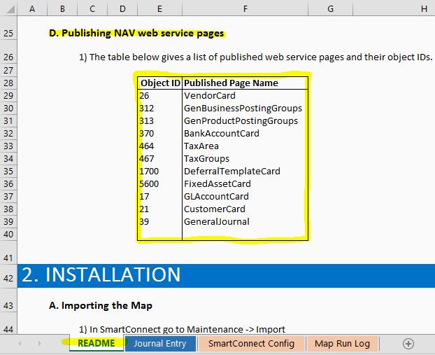 Tech Tuesday: Setting Up Dynamics NAV-Excel Template