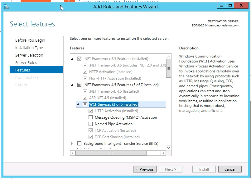 The SmartConnect Setup Wizard ended prematurely | eOne Solutions