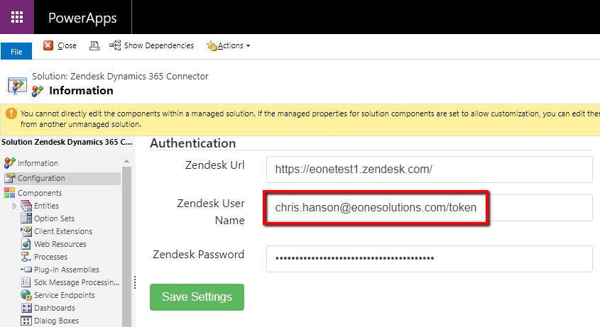 Zendesk Ticket Grid Errors   eOne Solutions