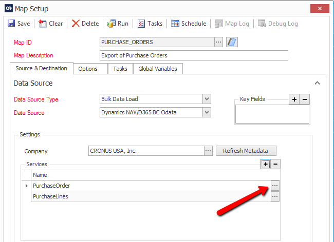 Tech Tuesday: Using the NAV/D365 Business Central Odata Query