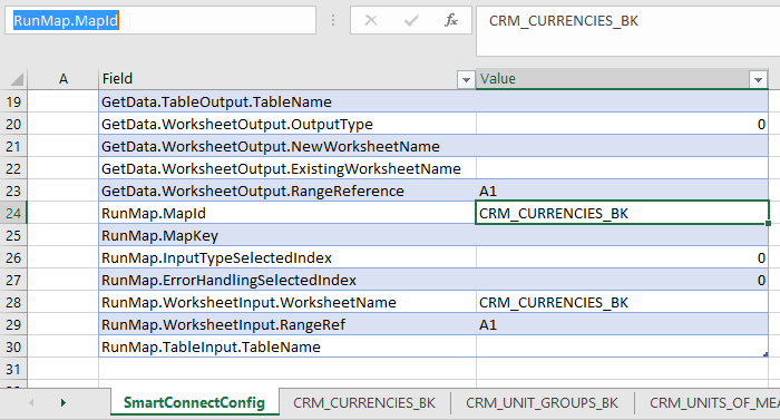 Tech Tuesday: Easily Run Multiple Maps from 1 Excel workbook