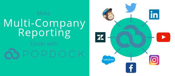 Multi-Company Reporting Popdock