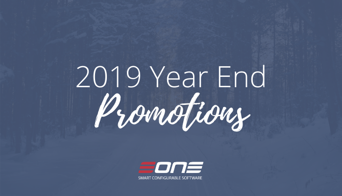 2019 Year End Promo