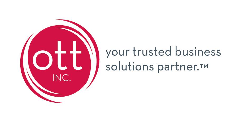 1 OTT, Inc. Horizontal Logo