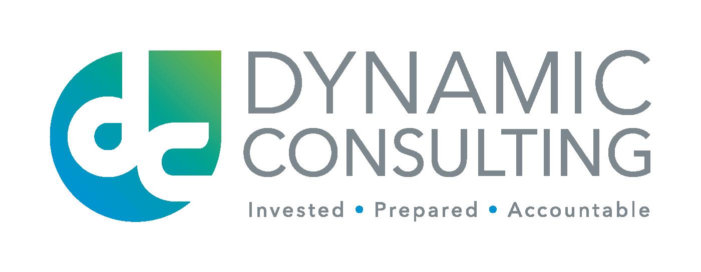 DC Color Gradient Logo