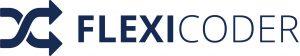 Flexicoder - Full Blue Logo